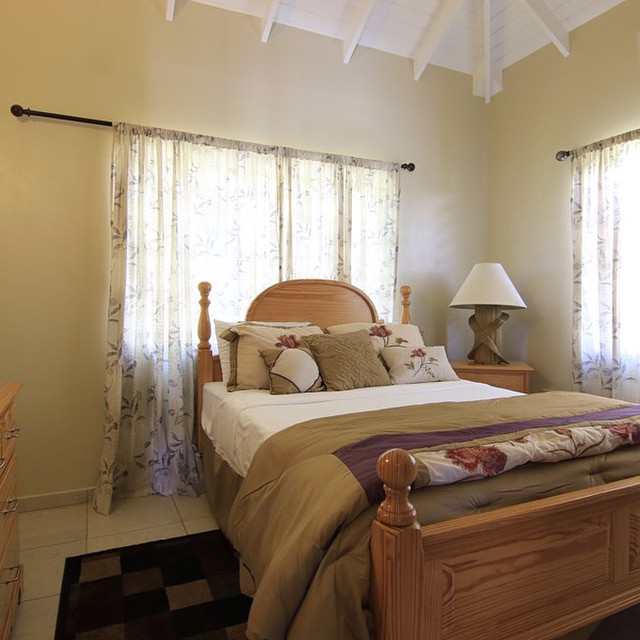Victory Villas Antigua: bedroom