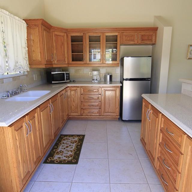 Victory Villas Antigua: kitchen
